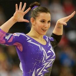 La comasca Fasana nella storia Entra nella World Class Gymnast