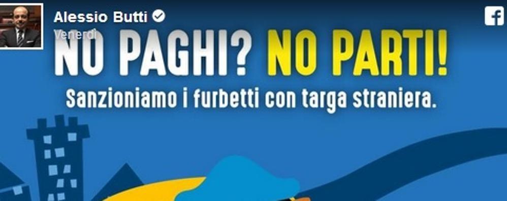 Multe agli stranieri  «I furbi sono italiani  con targa ticinese»