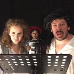 """Torna """"Antonio e Cleopatra""""   Retroscena di un grande amore"""