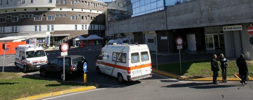 Incidente in un'azienda  Operaio ferito a Novedrate