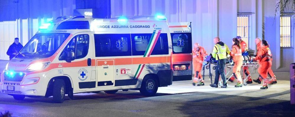 Lomazzo, cade sulla rampa del garage  Batte la testa, muore a 67 anni