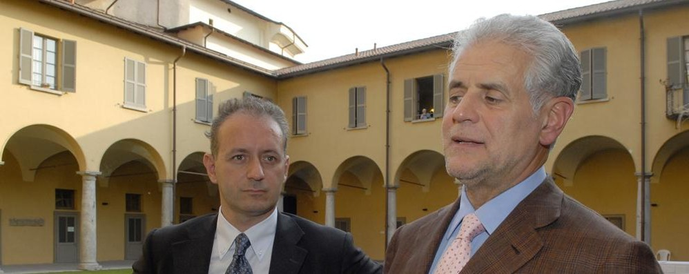 Bruni sostiene Formigoni  «Io non sono un ex amico»