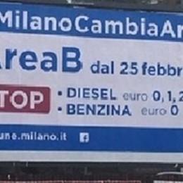 Da lunedì 25 a Milano c'è l'Area B  La più grande Ztl - Ecco cosa sapere