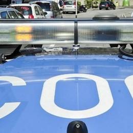 Dalla Svizzera a Como  Per rubare sulle auto