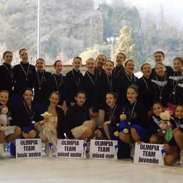 Olimpia Team Como, debutto tutto d'oro per la Juvenile