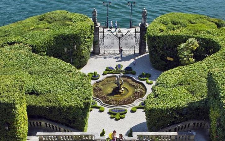 La classifica di Foxlife  Il giardino più bello  è quello di Villa Carlotta
