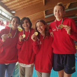 Moruzzi e In Sport, urrà Una pioggia di medaglie