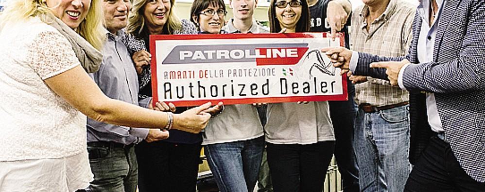 Azienda salvata dai dipendenti  Patrolline, scommessa vincente
