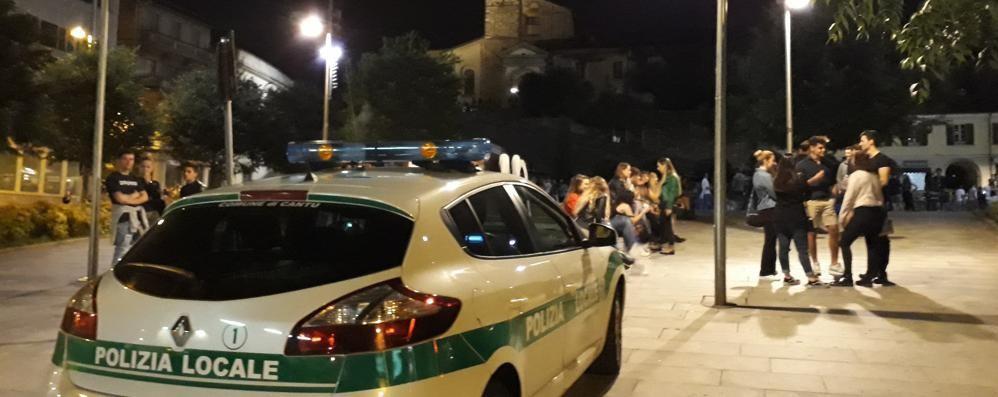 Vigili, più pattuglie a Cantù  «E interveniamo in dieci minuti»