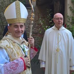Visita dell'arcivescovo a Mariano  «Per capire come sta la comunità»