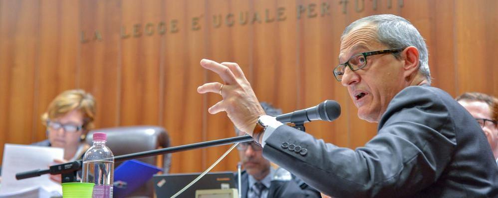 Lucini: «Un colpo duro  Ma credo nella verità»