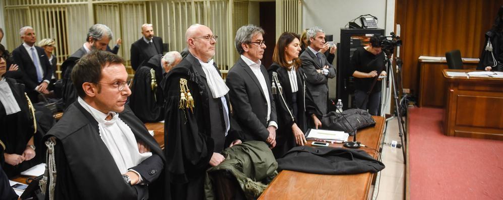 Processo paratie  Anche l'ex sindaco Lucini  tra i condannati