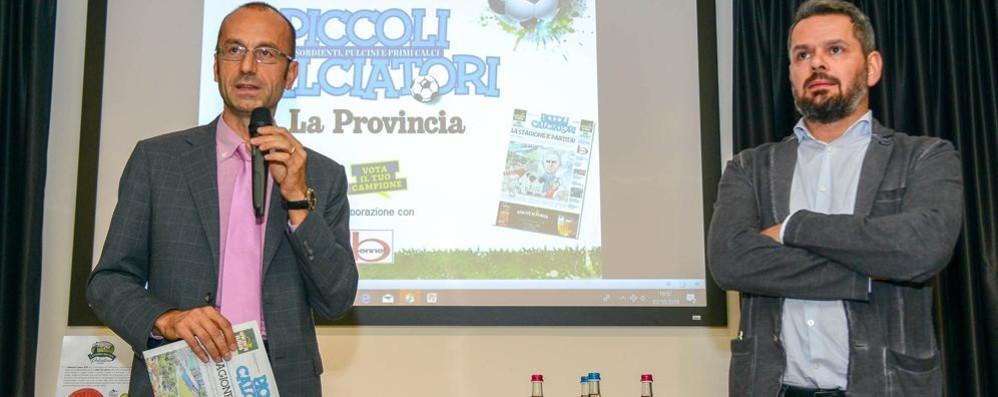 Risultati, immagini e il concorso Sta per tornare Piccoli Calciatori