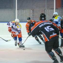 Hockey Como, ora è durissima «Non è detto, noi ci speriamo»