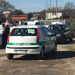 Fototrappole a Villa Guardia  Dove? I luoghi sono top secret