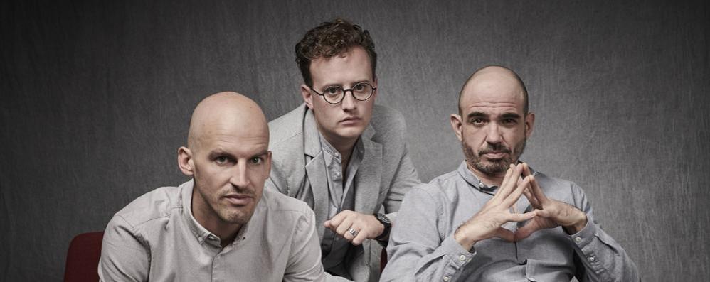 Sotto le brillanti stelle del jazz  A Cantù ecco l'Yves Theiler Trio
