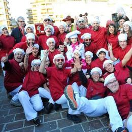Olgiate, la trattoria della Pro loco  sul podio al Carnevale di Varese