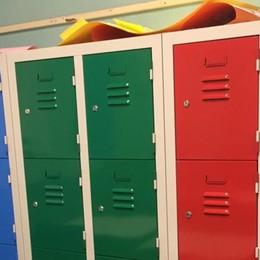 Olgiate, stop agli zaini pesanti  A scuola gli armadietti per i libri