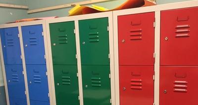 a0d49426b2 Olgiate, stop agli zaini pesanti A scuola gli armadietti per i libri