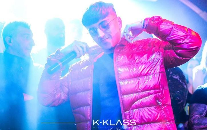 Sick Luke arriva al Kklass  e tutta la discoteca balla