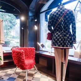 Tessabit a Villa d'Este  Un concept store  del lifestyle