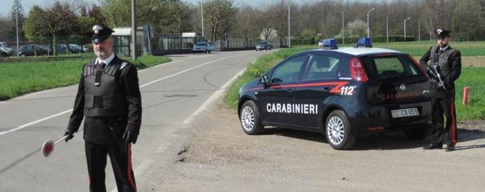Tenta di rubare due auto  Uomo arrestato a Mozzate