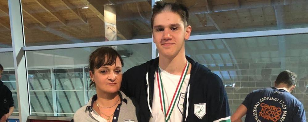 Como Nuoto, è subito Pavan Argento ai Tricolori giovanili