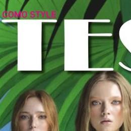 Tess è in edicola  La moda rinasce  in un nuovo Eden