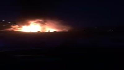 Cernobbio, condominio in fiamme