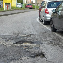 Erba, attesa finita  Via all'operazione asfalti