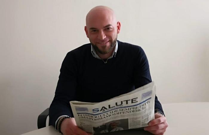Dario Cremonesi, presidente dell'Ordine degli infermieri