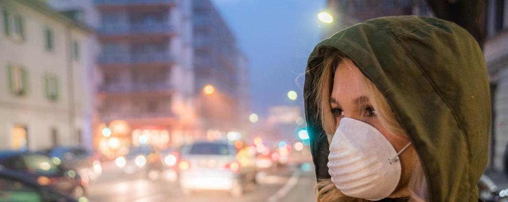 Como: una brutta aria  E mette a rischio anche il cuore