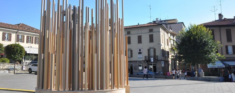 Festival del legno a prova d'imitazione  Cantù ha registrato il marchio
