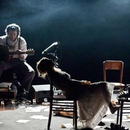 Le primavere di Alda Merini  Uno spettacolo di poetessa al Sociale