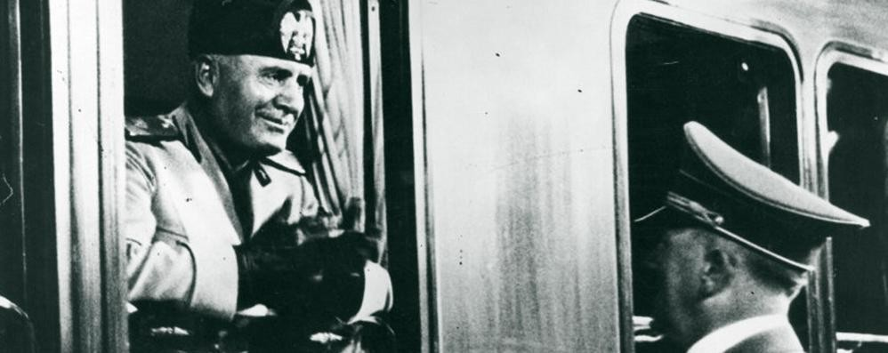 Il fascismo, la doppia   faccia dell'Italia