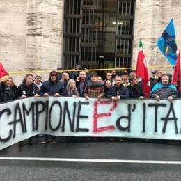 Salvini liquida Campione  «Se ne occupano altri»