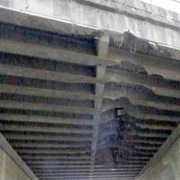 Il ponte sarà demolito il 1° di aprile  «Novedratese, ecco come riaprirà»