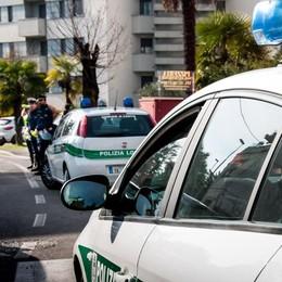 Violenza sessuale, lesioni e stalking  Denunciato dai vigili di Cantù