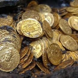 Monete d'oro al museo, svelato il piano    Sara multimediale pronta tra un anno
