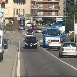 Villa Guardia, marciapiedi in via Varesina  Cinque mesi di lavori per la sicurezza