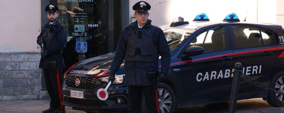 Picchiava la moglie Arrestato dai carabinieri