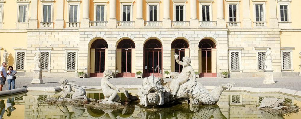 Villa Olmo e fondi Cariplo  «Per ristorante e fontana 1,9milioni»