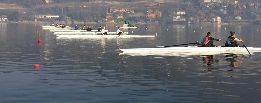 Italia femminile Under 23  Proficuo raduno sul lago di Pusiano
