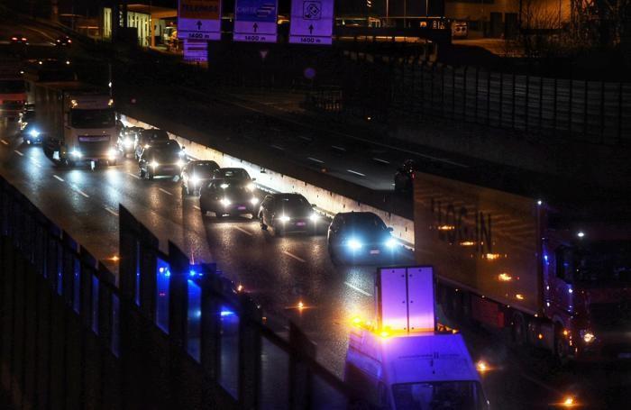 Chiusa la A9: l'incidente è avvenuto in direzione Milano