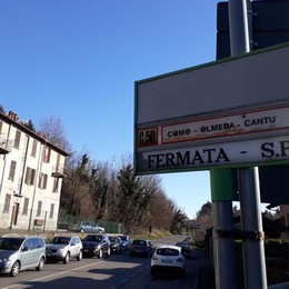 «Pochi autobus per Senna e Navedano»  Il Comune chiede nuove corse ad Asf