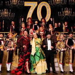 Quattro sere  per i Legnanesi  Lo show di ringhiera ha 70 anni