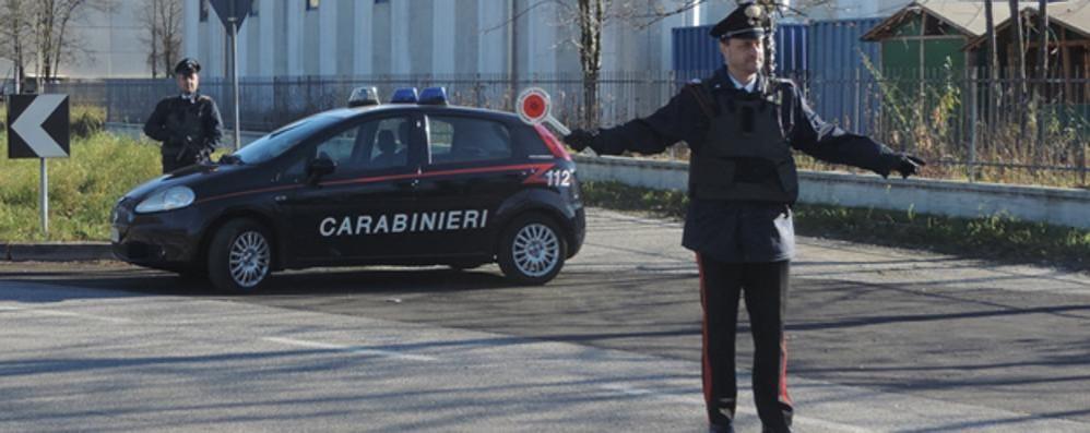 Usura, estorsione e contrabbando    Arrestato dai carabinieri a Carugo
