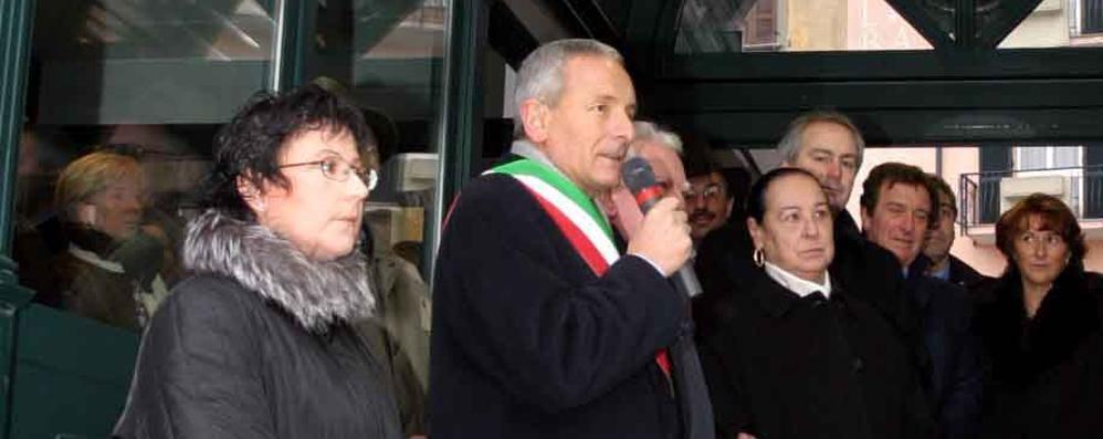 Addio a Giorgio Cantoni  Fu sindaco di Ossuccio e Argegno
