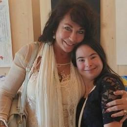Madre e figlia pittrici  «Oltre la disabilità  il mio sogno è Brera»