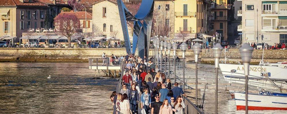 Turismo, Como sold-out Pasqua da tutto esaurito